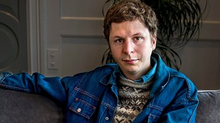 Michael Cera pictured in 2013 promoting the Arrested Development sitcom.