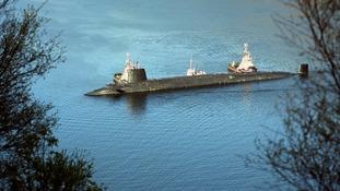 HMS Vengeance