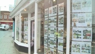 Estate Agents window
