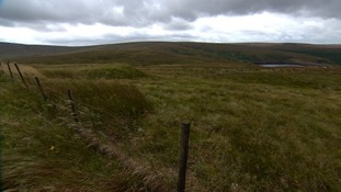 Saddleworth Moor.