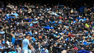 The most expensive season ticket price at Manchester City is £860.