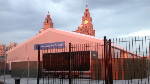 Liverpool&#x27;s new cruise terminal 