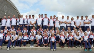 The current GB Rowing Team
