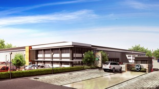 The new Vehicle Operations Technical Centre