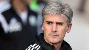 Alan Irvine - the new man in charge of West Brom