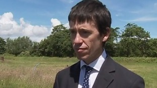 Rory Stewart, MP for Penrith and The Border