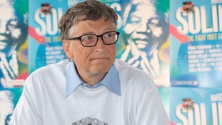 Microsoft founder Bill Gates has been nominated to take on the Ice Bucket Challenge.