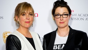 Mel Giedroyc and Sue Perkins got their big break when they appeared on French And Saunders and have hosted TV and radio shows as a duo and separately.