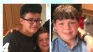 Remus, Janko and David Matlock have been missing since Monday evening.