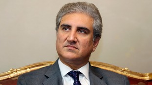Deputy opposition leader Shah Mehmood Qureshi.