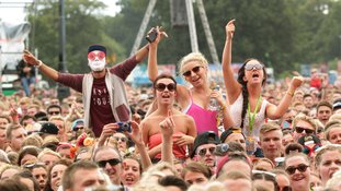 V Festival: Guide to traffic and travel over the weekend