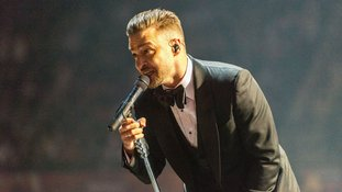 Justin Timberlake is one of the headliners