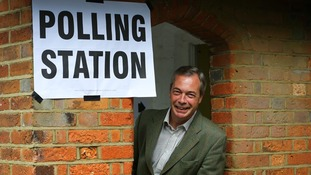 Ukip leader Nigel Farage has confirmed he wants to stand for the South Thanet seat at next year's General Election.