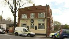 The Hubb pub in Sherwood, Nottingham