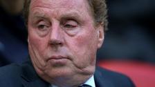 Harry Redknapp Tottenham Hotspur
