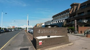 The Dalmeny hotel is located in in St Annes, near Blackpool.