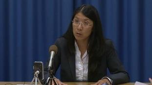 Joanne Liu, president of Medecins Sans Frontieres.