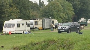 Travellers' sites discussed