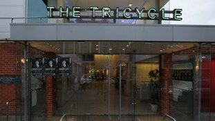 The Tricycle Theatre has withdrawn its objections