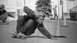 Jay Adams in iconic pose.