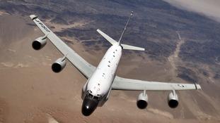 UK spy plane