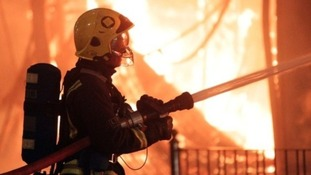 Firefighters wil strike for 2 hours from midday until 2pm in a row over pensions and retirement age