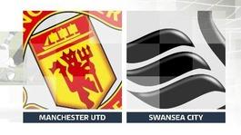 Manchester Utd 1-2 Swansea