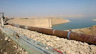 Control of the Mosul dam has been likened to owning a weapon of mass destruction in the wrong hands.