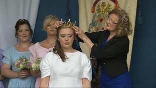 Coronation of the Queen
