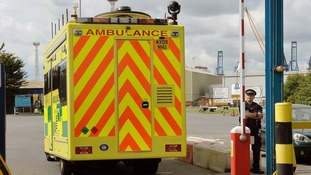 A man has died and 34 others have been hospitalised following the incident.