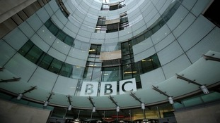 BBC Broadcasting House in Portland Place, London.