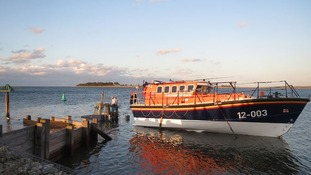 Wells lifeboat