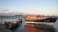 Wells lifeboat