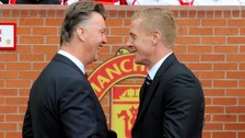 Louis Van Gaal/Garry Monk