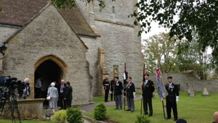 Yeovilton remembers the Falklands War
