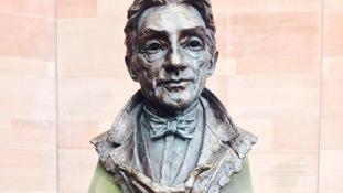 Statue of Sir John Barbirolli