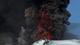 The eruption of the Eyjafjallajokull in 2010 caused havoc across Europe
