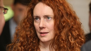 Former News International chief executive Rebekah Brooks