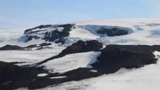 Calm before the storm? The Bardarbunga volcano is beneath the glacier