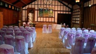 Chilford Hall