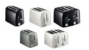 The toasters which have been recalled by Asda.