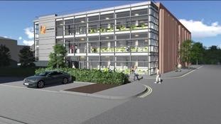 Teesside university plans