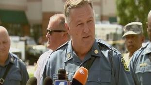 Missouri State Highway Patrol Superintendent Colonel Ronald Replogle