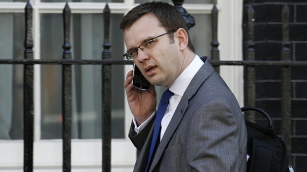 Former Downing Street Communications Director, Andy Coulson