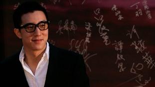 Hong Kong actor Jaycee Chan