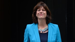 Claire Perry, Rail Minister