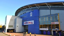 Huddersfield's John Smith's Stadium