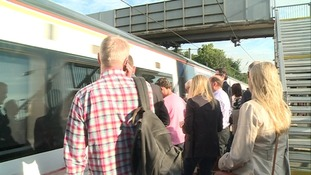 Commuters move Eastwards to escape London prices