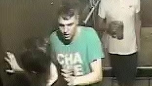 Police want to speak to the man pictured, anyone with information to contact Pc Jo Phillips at Basildon CID on 101 or Crimestoppers on 0800 555 111.