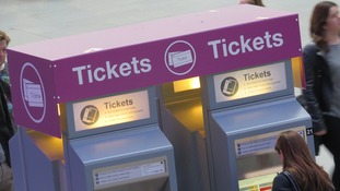 Ticket machines don't have time to help you find the cheapest fare